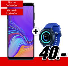 Bild zu Samsung Galaxy A9 + Gear Sport (einmalig 40€) inkl. Vodafone Flat Allnet Comfort (1GB Datenvolumen, Allnet-Flat) für 21,99€/Monat