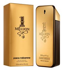 Bild zu Paco Rabanne 1 Million Eau de Toilette 200ml für 63,99€ (Vergleich: 74,95€)