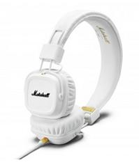 Bild zu Marshall Major MKII On-Ear Kopfhörer – Weiß für 39,90€ (Vergleich: 53,79€)