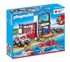 Bild zu PLAYMOBIL Deutsches Rotes Kreuz DRK Mega-Set 9533 für 49,99€ (Vergleich: 69,80€)