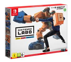 Bild zu Nintendo Labo Toy-Con 02 – Robot Kit für 39€ (Vergleich: 54,99€)
