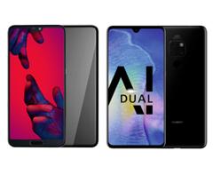 Bild zu Huawei P20 Pro für 4,95€ oder Mate 20 für 4,95€ mit o2 Free M mit einer 10GB Datenflat usw. für 29,99€/Monat
