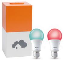 Bild zu Smart Home homee Brain Cube + ZigBee + innr LED 2er Pack für 189,95€ (Vergleich: 252,95€)