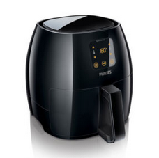 Bild zu [B-Ware] Philips Heißluftfritteuse HD9240/90 Airfryer XL 2100 W für 111,99€ (Vergleich: 223€)