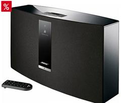 Bild zu Bose® SoundTouch® 30 Series III Multiroom-Lautsprecher für 382,50€ (Vergleich: 459€)