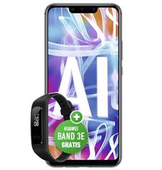 Bild zu [Top] Blau Allnet Flat L (3GB LTE Datenflat, SMS- & Sprachflat) mit Huawei Mate 20 lite (49€) inkl. Huawei Band 3e für 14,99€/Monat