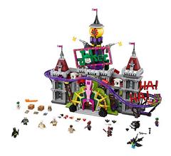 Bild zu LEGO Batman Movie 70922 The Joker Manor für 188,99€ (Vergleich: 269,99€)