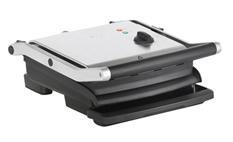 Bild zu Sage Adjusta Kontaktgrill mit Antihaftbeschichtung 1500 Watt–Edelstahl für 79€ (Vergleich: 114,98€)