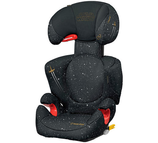Bild zu XXXLutz: Maxi-Cosi Rodi XP Fix Kinderautositz (Star Wars Limited Edition) für 68,94€ inkl. Versand (Vergleich: 104,94€)