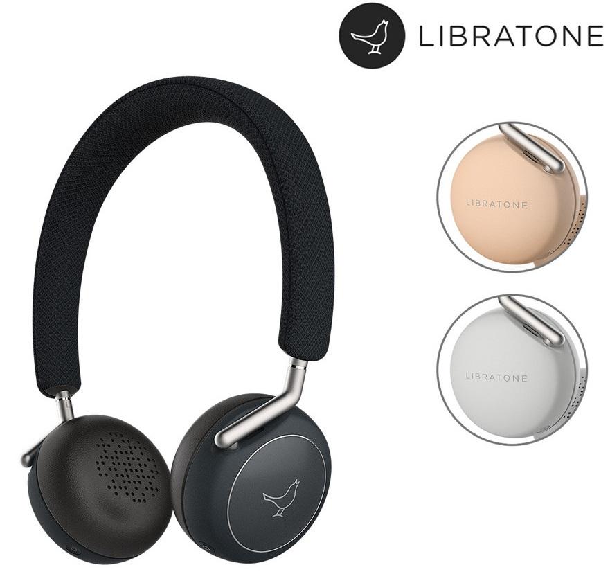 Bild zu Bluetooth-Kopfhörer Libratone Q Adapt für 105,90€ (Vergleich: 121,99€)