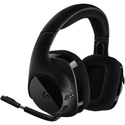 Bild zu LOGITECH G533 Gaming Headset Schwarz für 80,75€ inkl. Versand (Vergleich: 100€)