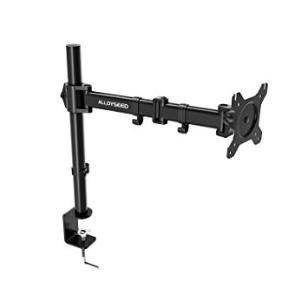 Bild zu Monitorhalterung für 13-27 Zoll, Max. Tragfähigkeit 10kg für 26,39€ inkl. Versand