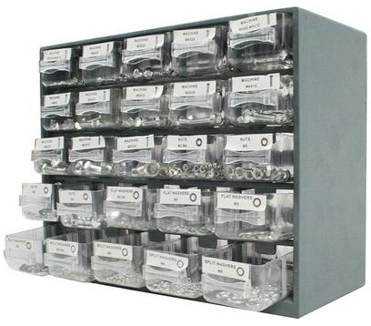 Bild zu Toolwelle Organizer (1.000+ Teile) für 23,90€ inkl. Versand (69€)Vergleich:
