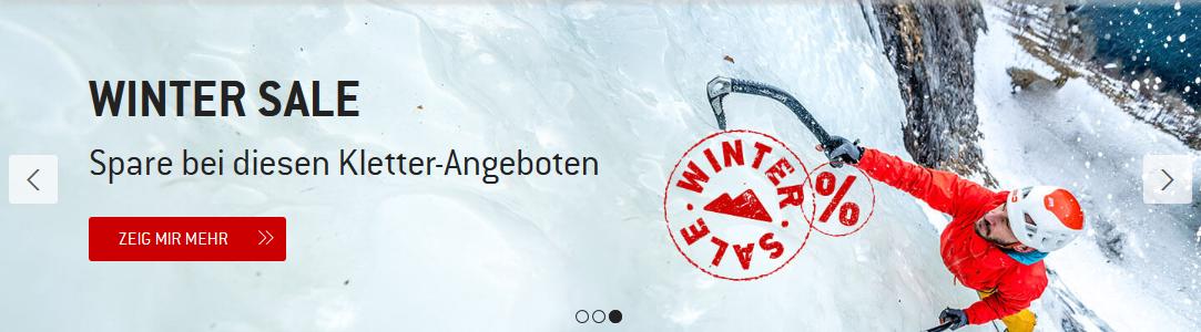 c19f1eec7c1626 Bergfreunde.de versucht seine Lager zu leeren und hat dementsprechend den  Winter Sale gestartet. Ihr erhaltet im Sale bis zu 80% Rabatt.