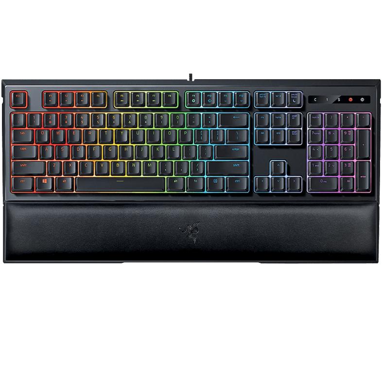 Bild zu Mechanische Gaming Tastatur Razer Ornata Chroma für 69€ (Vergleich: 89€)