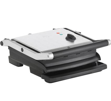 Bild zu Sage Adjusta Grill Kontaktgrill mit Antihaftbeschichtung, 1500 Watt – Edelstahl für 75€ inkl. Versand (Vergleich: 109,99€)