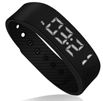 Bild zu LEBEXY Fitness Aktivitätstracker mit vielen Funktionen für 8,99€