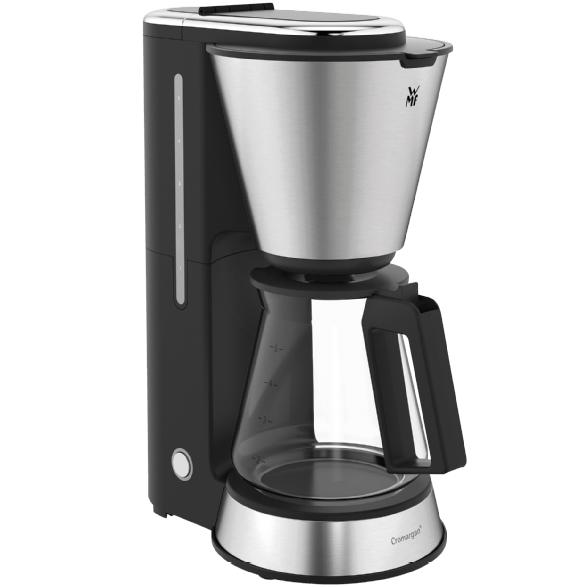 Bild zu WMF Küchenminis Aroma Kaffeemaschine mit Glaskanne für 35€ (Vergleich: 41,99€)