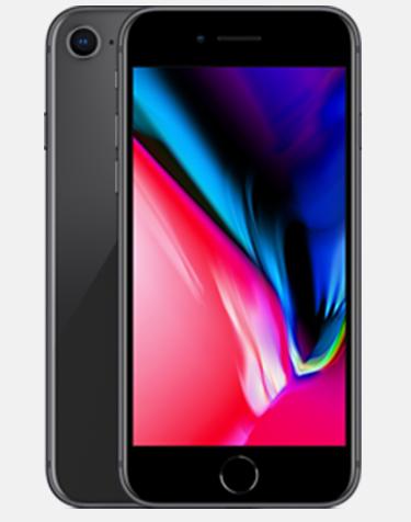Bild zu Apple iPhone 8 64GB (einmalig 69,95€) mit Otelo Comfort LTE im Vodafone Netz (6 GB Datenvolumen, SMS-Flat und Sprachflat) für 29,99/Monat