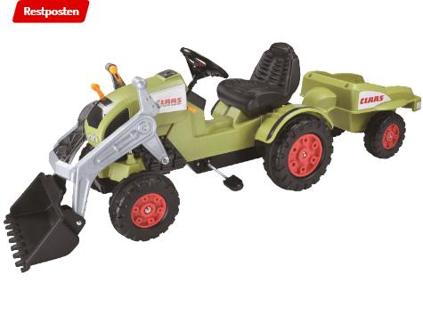 Bild zu BIG Claas Celtis Traktor + Trailer Claas Celtis Loader für 69€ inkl. Versand (Vergleich: 83,40€)