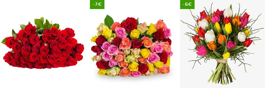 Bild zu Blume Ideal: 20% Rabatt auf ausgewählte Blumensträuße