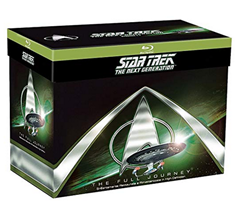 Bild zu Amazon.it: Star Trek – The Next Generation – The Full Journey (Blu-ray) für 50,16€ (Vergleich: 69,97€)