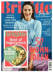 """Bild zu Deutsche Post Leserservice: Jahresabo """"Brigitte"""" für 94,90€ + bis zu 100€ Prämie"""