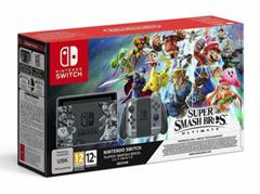 Bild zu Nintendo Switch Super Smash Bros. Ultimate Edition für 315€ (Vergleich: 379€)