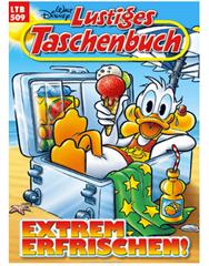 """Bild zu [Super] """"Lustiges Taschenbuch"""" ab 92,15€ + 55€ Verrechnungsscheck als Prämie"""