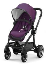 Bild zu Kiddy Kinderwagen Evostar 1 Royal Purple für 297,59€ (Vergleich: 438€)