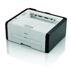 Bild zu RICOH SP 277NwX Laserdrucker (s/w, A4, Drucker, LAN, WLAN, USB, NFC) für 79€ (Vergleich: 98,98€)
