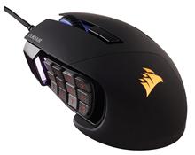 Bild zu [Neuwertig] Corsair Scimitar Pro RGB Maus für 46,98€ (Vergleich: 76€)