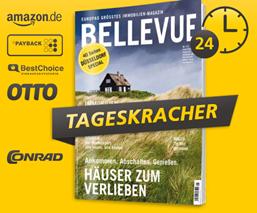 Bild zu Bellevue Immobilienmagazin (6 Ausgaben) für 42,70€ + bis zu 35€ Prämie