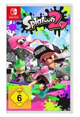 Bild zu Splatoon 2 [Nintendo Switch] für 40,99€ (Vergleich: 48,85€)
