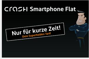 Bild zu klarmobil Smartphone Flat 500 im Telekom Netz (100Freiminuten + 500MB Daten) für 5,99€ + 75€ Amazon.de Gutschein als Prämie (effektiv = 2,87€/Monat)