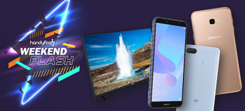 Bild zu verschiedene Otelo Tarife im Vodafone mit Smartphone inklusive 48″ Full HD Smart TV von Telefunken ab 19,99€ im Monat