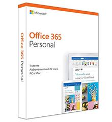 Bild zu Microsoft Office 365 Personal für 38,17€ (Vergleich: 44,95€)