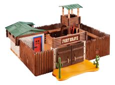 Bild zu Playmobil Großes Western-Fort 6427 für 59,99€ (Vergleich: 94,90€)
