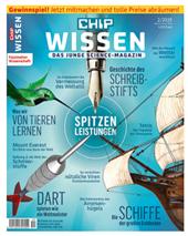 """Bild zu 6 Ausgaben der Zeitschrift """"CHIP WISSEN"""" für 39,90€ + 25€ Amazon Gutschein"""