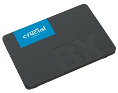 Bild zu CRUCIAL BX500 960GB 2.5 Zoll SSD intern Schwarz für 99€ (Vergleich: 115,90€)