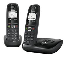 Bild zu GIGASET AS405A DUO Schnurlostelefon für 25€ (Vergleich: 54,99€)