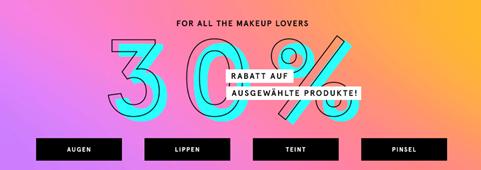 Bild zu BH-Cosmetics: 30% Rabatt auf (fast) alles
