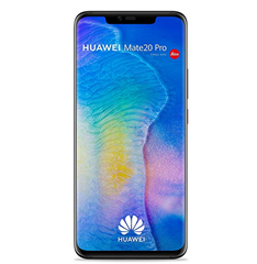 Bild zu Huawei Mate20 Pro Dual-SIM Smartphone (6,39 Zoll, 128 GB interner Speicher, 6 GB RAM, Android 9.0, EMUI 9.0) für 696,78€ (Vergleich: 794,90€)