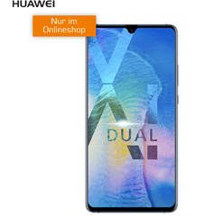 Bild zu HUAWEI Mate20 X (einmalig 58,95€ – Vergleich: 838,90€) im o2 Free M Boost (20GB LTE, Allnet/SMS Flat) für 34,99€/Monat