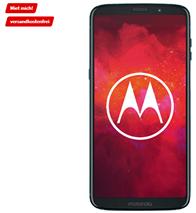 Bild zu [Preis gesenkt] MOTOROLA moto z3 play 64 GB Deep Indigo Dual SIM für 250,99€ (Vergleich: 362,90€)