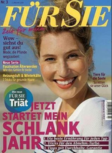 """Bild zu Jahresabo (24 Ausgaben) Zeitschrift """"Für Sie"""" ab 73€ inkl. z.B. 75€ BestChoice Gutschein als Prämie"""