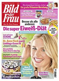 """Bild zu Deutsche Post Leserservice: Halbjahresabo """"Bild der Frau"""" (26 Ausgaben) für 25,80€ + bis zu 25€ Prämie"""