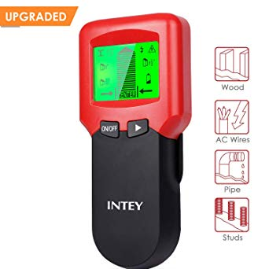 Bild zu INTEY Ortungsgerät 3 in 1 für Holz, Metall & Stromleitung für 13,99€