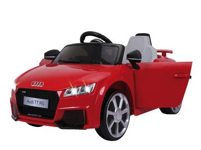 Bild zu JAMARA Audi TT RS 12V Kinderfahrzeug für 119€ inkl. Versand (Vergleich: 163,54€)