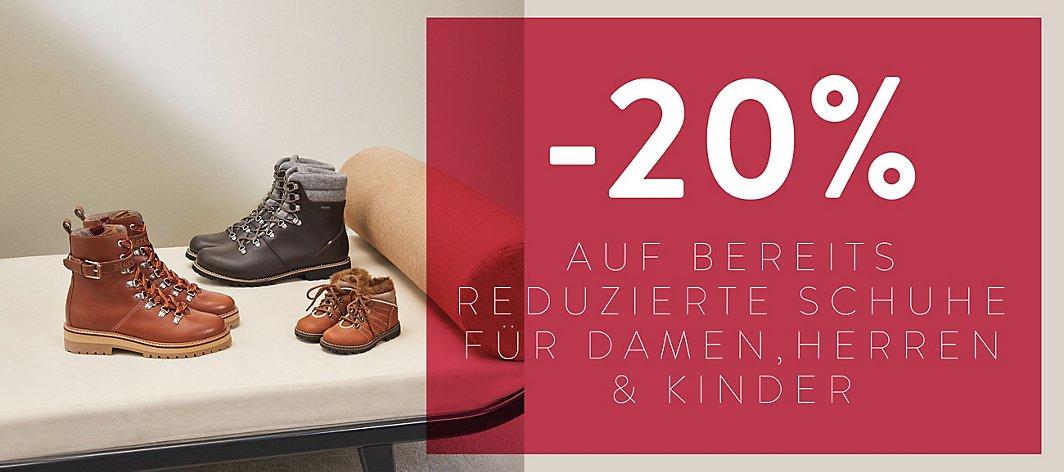 Bild zu Mirapodo: 20% Extra-Rabatt auf bereits reduzierte Schuhe im Sale
